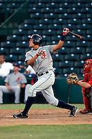 Giovanny Urshela - AZL Indians - 2009 Arizona League.Photo by:  Bill Mitchell/Four Seam Images..