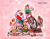 GIORDANO, CHRISTMAS SANTA, SNOWMAN, WEIHNACHTSMÄNNER, SCHNEEMÄNNER, PAPÁ NOEL, MUÑECOS DE NIEVE, paintings+++++,USGI2068,#X#