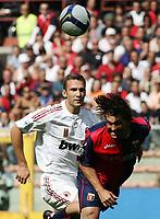 "milanetto shevchenko<br /> Genova 14/09/2008 Stadio ""Ferraris"" <br /> Calcio Serie A Tim 2008-2009 <br /> Genoa-Milan<br /> Foto Davide Elias Insidefoto"