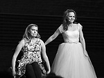 "Madison Ferris and Sally Field during the Broadway Opening Night Performance Curtain Call Bows for ""The Glass Menagerie'"" at the Belasco Theatre on March 9, 2017 in New York City."