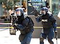 Anti-terrorism drill in Tokyo