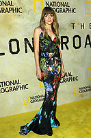 """30 October 2017 - Los Angeles, California - BellSaint. National Geographic's """"The Long Road Home"""" Premiere held at Royce Hall in UCLA in Los Angeles. Photo Credit: AdMedia"""