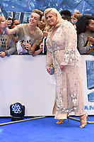 Gemma Collins at the &quot;Valerian and the City of a Thousand Planets&quot; European Premiere at Cineworld Leicester Square, London, UK. <br /> 24 July  2017<br /> Picture: Steve Vas/Featureflash/SilverHub 0208 004 5359 sales@silverhubmedia.com