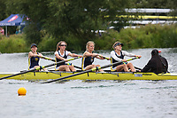 Race: 76  W.4+ (Band 1)  Heat 2<br /> <br /> Peterborough Summer Regatta 2018 - Sunday<br /> <br /> To purchase this photo, or to see pricing information for Prints and Downloads, click the blue 'Add to Cart' button at the top-right of the page.
