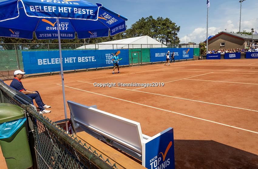 Zandvoort, Netherlands, 9 June, 2019, Tennis, Play-Offs Competition, <br /> Photo: Henk Koster/tennisimages.com