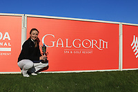 Jessica Ross (Clandeboye) winner of the Ulster Stroke Play Championship at Galgorm Castle Golf Club, Ballymena, Northern Ireland. 28/05/19<br /> <br /> Picture: Thos Caffrey / Golffile<br /> <br /> All photos usage must carry mandatory copyright credit (© Golffile | Thos Caffrey)