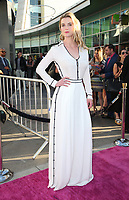 """HOLLYWOOD, CA June 21- Betty Gilpin, At Premiere Of Netflix's """"GLOW"""" at The ArcLight Cinemas Cinerama Dome, California on June 21, 2017. Credit: Faye Sadou/MediaPunch"""