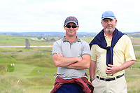 during Round 3 of The South of Ireland in Lahinch Golf Club on Monday 28th July 2014.<br /> Picture:  Thos Caffrey / www.golffile.ie