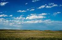 The open countryside near Cheyenne, Wyoming, Thursday, June 2, 2011.  ..Photo by Matt Nager