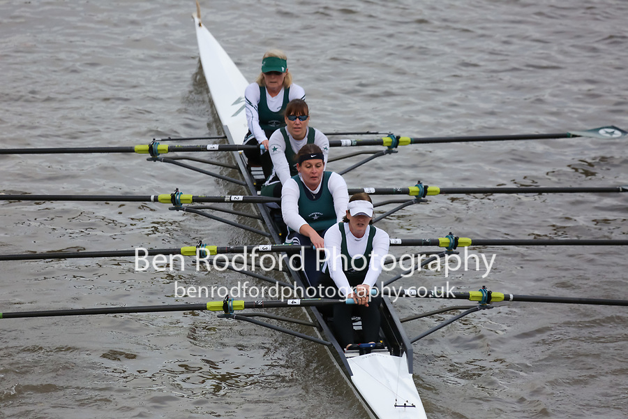 Crew: 204  Maidenhead  WD 4x<br /> <br /> Veteran Fours Head 2018<br /> <br /> To purchase this photo, or to see pricing information for Prints and Downloads, click the blue 'Add to Cart' button at the top-right of the page.