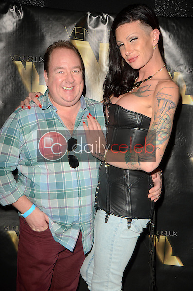 Steven Grooby, Morgan Bailey<br />