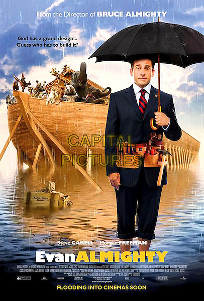 POSTER ART .in Evan Almighty .**Editorial Use Only**.CAP/FB.Supplied by Capital Pictures