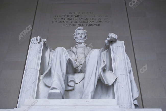 Lincoln Memorial, Washington D.C., June 3, 2005