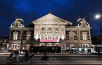 Nederland Amsterdam 2018. Het Concertgebouw aan het Museumplein. Foto Berlinda van Dam / Hollandse Hoogte