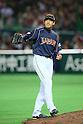 Atsushi Nomi (JPN), .MARCH 2, 2013 - WBC : .2013 World Baseball Classic .1st Round Pool A .between Japan 5-3 Brazil .at Yafuoku Dome, Fukuoka, Japan. .(Photo by YUTAKA/AFLO SPORT) [1040]