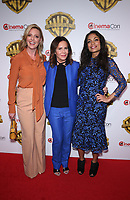 29 March 2017 - Las Vegas, NV - Katherine Heigl, Denise Di Novi, Rosario Dawson. 2017 Warner Brothers The Big Picture Presentation at CinemaCon at Caesar's Palace.  Photo Credit: MJT/AdMedia