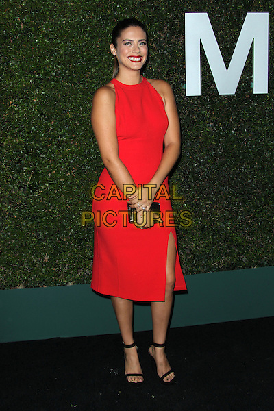 Beverly Hills, CA - October 2: Lorenza Izzo Attending Michael Kors Hosts Launch Of Claiborne Swanson Frank's &quot;Young Hollywood&quot; Portrait Book At Private Residence California on October 2, 2014.  <br /> CAP/MPI/RTNUPA<br /> &copy;RTNUPA/MediaPunch/Capital Pictures