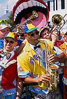 Clown Band, Great American Brass Band Festival, Danville, Kentucky