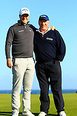 Dunhill Links 2016 friends