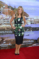 BEVERLY HILLS, CA - JULY 27: Debbie Matenopoulos at the Hallmark Channel and Hallmark Movies and Mysteries Summer 2016 TCA press tour event on July 27, 2016 in Beverly Hills, California. Credit: David Edwards/MediaPunch