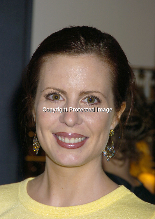 """Martha Byrne..at the Book Party for Finola Hughes' Book """"Soapsuds"""" ..at The Montblanc Global Flagship Store on June 14, 2005. ..Photo by Robin Platzer, Twin Images"""