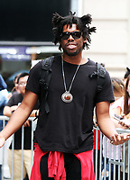 NEW YORK, NY July 13, 2017  Flying Lotus at AOL BUILD to talk about his new movie Kuso in New York July 13, 2017. Credit:RW/MediaPunch