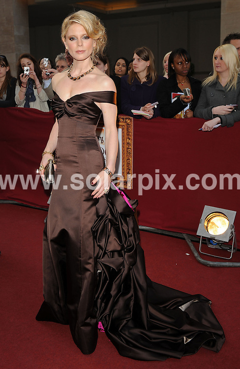 "**ALL ROUND PICTURES FROM SOLARPIX.COM**.**WORLDWIDE SYNDICATION RIGHTS**.Authors and celebrities arrive for the Galaxy British Book Awards or ""Nibbies"" at the Grosvenor House Hotel in London..This pic:  Emilia Fox .JOB REF:  8765    SSD     DATE:  04.04.09.**MUST CREDIT SOLARPIX.COM OR DOUBLE FEE WILL BE CHARGED**.**ONLINE USAGE FEE GBP 50.00 PER PICTURE - NOTIFICATION OF USAGE TO PHOTO @ SOLARPIX.COM**.**CALL SOLARPIX : +34 952 811 768 or LOW RATE FROM UK 0844 617 7637**"