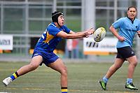 Hurricanes U15 Rugby - Kings High School v St Bernard's College at Maidstone Artificial Turf, Upper Hutt, New Zealand on Thursday 6 September 2018.<br /> Photo by Masanori Udagawa. <br /> www.photowellington.photoshelter.com