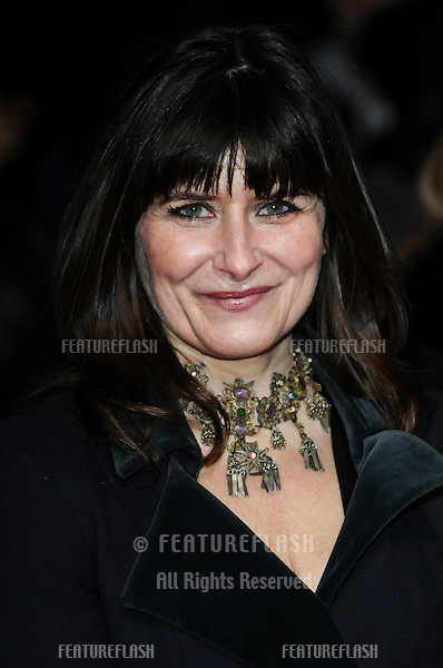 Maria Djurkovic arriving for the London Critics Circle Film Awards 2012 at the Bfi, South Bank, London. 19/01/2012  Picture by: Steve Vas / Featureflash