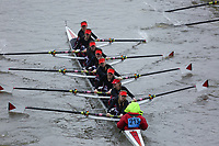 Crew: 213   Lady Eleanor Holles Boat Club   W J16 8+<br /> <br /> Schools' Head of the River 2018<br /> <br /> To purchase this photo, or to see pricing information for Prints and Downloads, click the blue 'Add to Cart' button at the top-right of the page.
