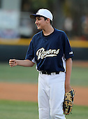 Alex Faedo of the Alonso Ravens varsity baseball team during a game against the Brandon Eagles at Brandon High School on March 18, 2011 in Tampa, Florida.  (Copyright Mike Janes Photography)
