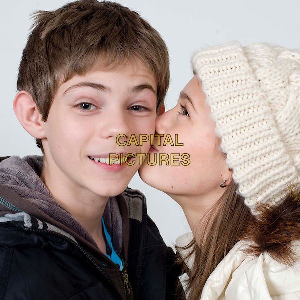 Robbie Kay, Eloise Barnes<br /> in Ways to Live Forever (2010) <br /> *Filmstill - Editorial Use Only*<br /> CAP/FB<br /> Image supplied by Capital Pictures