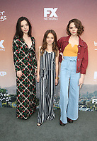 "NORTH HOLLYWOOD, CA - MAY 10: Mikey Madison, Hannah Alligood, Olivia Edward, at FYC  Event For Season 3 Of FX's ""Better Things"" at Saban Media Center in North Hollywood, California on May 10, 2019. <br /> CAP/MPIFS<br /> ©MPIFS/Capital Pictures"