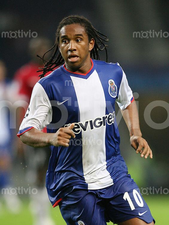 Fussball International Champions League 2006/2007 FC Porto 4-1 Hamburger SV Anderson (FC P)