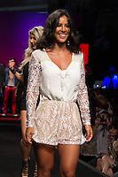 S&Atilde;O PAULO-SP-03.03.2015 - INVERNO 2015/MEGA FASHION WEEK -Yanna Lavigne (atriz)<br /> O Shopping Mega Polo Moda inicia a 18&deg; edi&ccedil;&atilde;o do Mega Fashion Week, (02,03 e 04 de Mar&ccedil;o) com as principais tend&ecirc;ncias do outono/inverno 2015.Com 1400 looks das 300 marcas presentes no shopping de atacado.Br&aacute;z-Regi&atilde;o central da cidade de S&atilde;o Paulo na manh&atilde; dessa segunda-feira,02.(Foto:Kevin David/Brazil Photo Press)