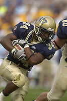 23 September 2006:  Pitt RB LaRod Stephens-Howling (34) ran for 65 yards and a TD and also caught 2 passes for 38 yards and a TD.  The Pittsburgh Panthers defeated the Citadel Bulldogs 51-6 September 23, 2006 at Heinz Field in Pittsburgh, PA..