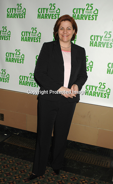 City Council Speaker Christine Quinn..at The City Harvest's 25 Anniversarty Practical Magic Ball on April 18, 2007 at Cipriani42nd Street. ..Robin Platzer, Twin Images