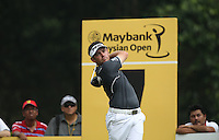 Louis Oosthuizen (RSA) shot a 68 during the Final Round to finish T2 at the 2014 Maybank Malaysian Open at the Kuala Lumpur Golf & Country Club, Kuala Lumpur, Malaysia. Picture:  David Lloyd / www.golffile.ie