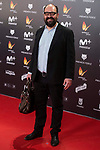 Ignatius Farray attends red carpet of Feroz Awards 2018 at Magarinos Complex in Madrid, Spain. January 22, 2018. (ALTERPHOTOS/Borja B.Hojas)