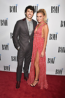 02 December 2017 - Kelsea Ballerini walked down the aisle and wed her fiancé, Morgan Evans, in a ceremony at the Esperanza Resort in Cabo San Lucas, Mexico. The two started dating in March 2016 and got engaged on Christmas 2016. File Photo: 07 November 2017 - Nashville, Tennessee - Morgan Evans, Kelsea Ballerini. 2017 BMI Country Awards held at BMI Music Row Headquarters. Photo Credit: Laura Farr/AdMedia