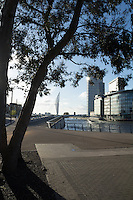 BBC Media City Salford Quays