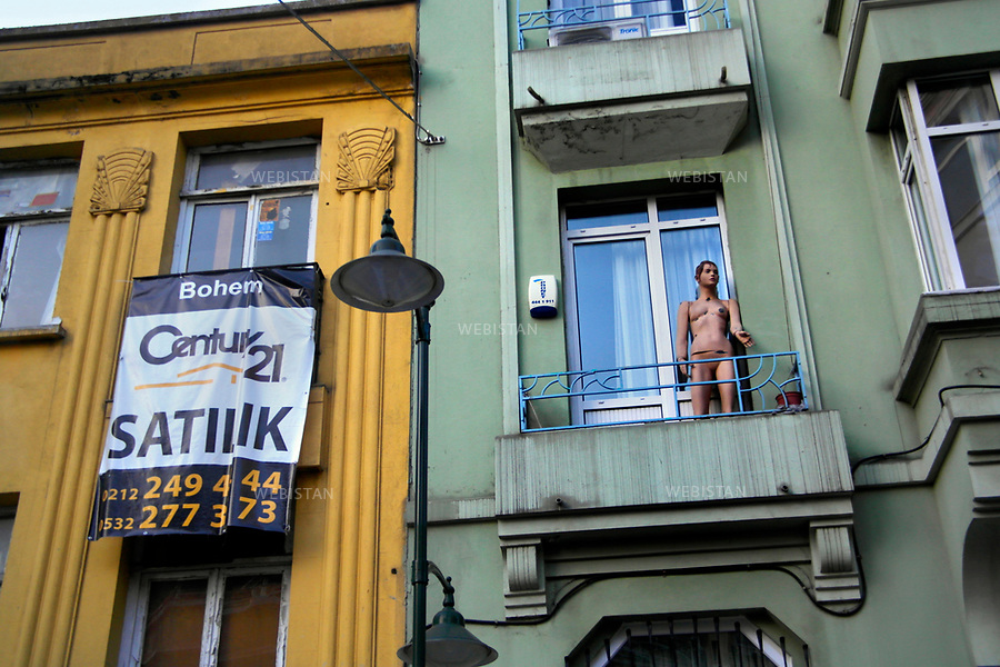 Turkey, Istanbul, Gungoren Area, October 5, 2012