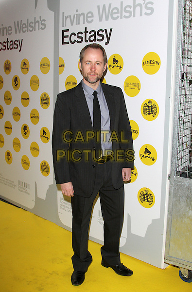 Billy Boyd.World Premiere of 'Irvine Welsh's Ecstasy' at Ministry Of Sound, London, England..April 17th 2012.full length suit black blue beard facial hair .CAP/ROS.©Steve Ross/Capital Pictures