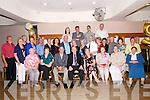 50th Wedding Anniversary: Eddie & Christina Joyce, Gortnasheha, ballybunion celebrating their 50th wedding anniversary with family & friends at the Golf Hotel, Ballybunion on Saturday night last.