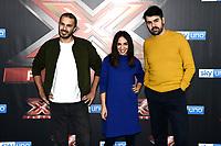 Bowland<br /> Milano 12-12-2018 <br /> Photocall Finalisti TV X Factor 2018 <br /> Foto Daniele Buffa / Image / Insidefoto