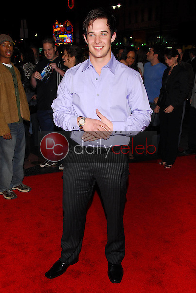 """Ryan Merriman<br />at the premiere of """"Final Destination 3"""". Grauman's Chinese Theatre, Hollywood, CA 02-01-06<br />Dave Edwards/DailyCeleb.com 818-249-4998"""