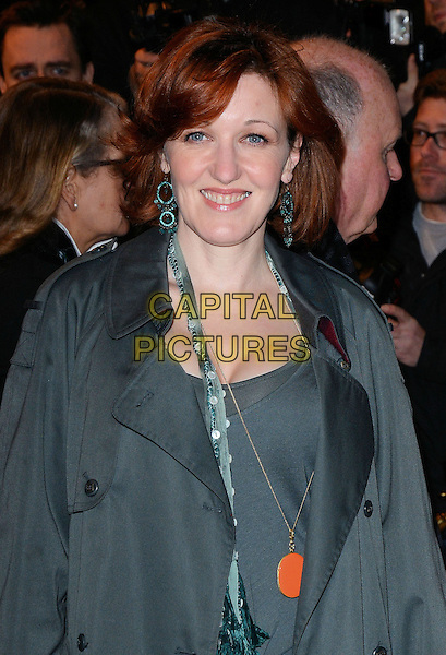 LONDON, ENGLAND - FEBRUARY 25: Kacey Ainsworth attends the &quot;The Full Monty&quot; press night, Noel Coward Theatre, St Martin's Lane, on Tuesday February 25, 2014 in London, England, UK.<br /> CAP/MB/PP<br /> &copy;Michael Ball/PP/Capital Pictures