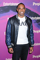 13 May 2019 - New York, New York - Jason George at the Entertainment Weekly & People New York Upfronts Celebration at Union Park in Flat Iron. Photo Credit: LJ Fotos/AdMedia