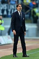 Simone Inzaghi of Lazio <br /> Roma 17-4-2019 Stadio Olimpico Football Serie A 2018/2019 SS Lazio - Udinese <br /> Foto Andrea Staccioli / Insidefoto
