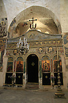 Israel, Jerusalem, the Greek Orthodox Church of the Holy Cross
